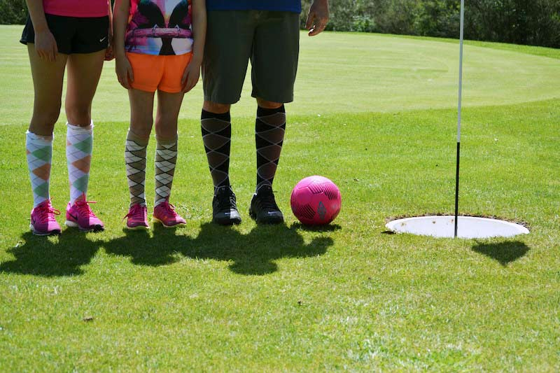 Win A Free Family FootGolf Pass