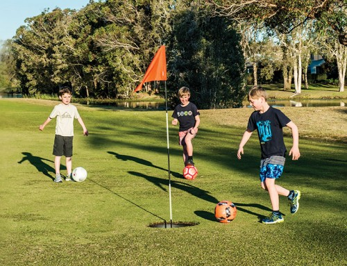 Join The FootGolf Revolution