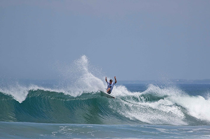 World's best surfers in Port for a week of waves at Port Stephens Pro