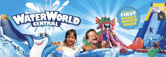 WaterWorld Central – Back at Salt Ash For Summer