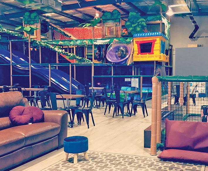 Win a Family Pass to Spirited Play Cafe