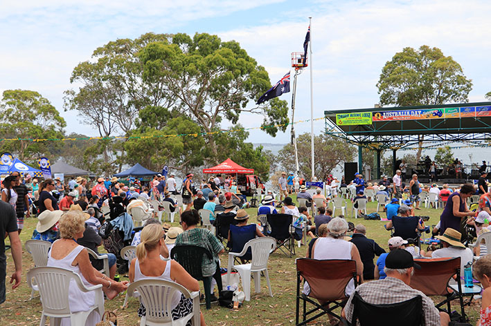 Port Stephens to shine bright this Australia Day