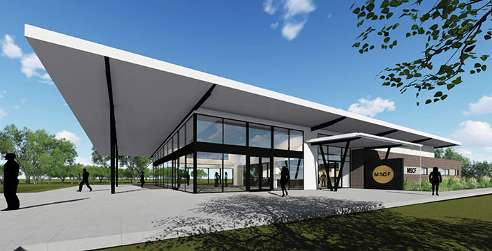 Construction of $6.5m Medowie Sport and Community Facility kicks off