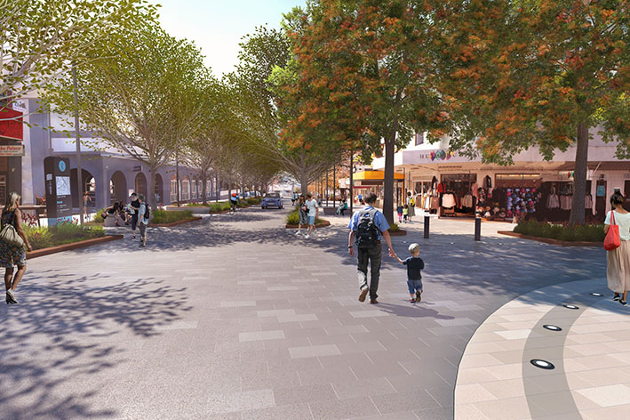 New look for Nelson Bay unveiled