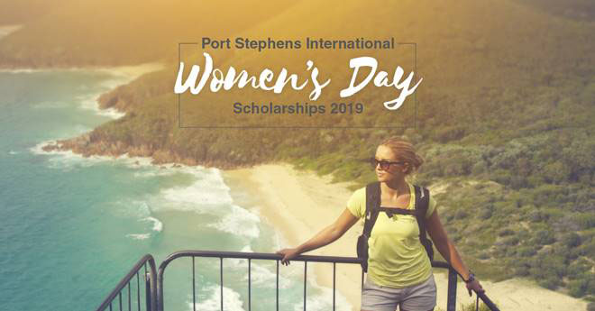 Celebrating women in Port Stephens with International Women's Day scholarships