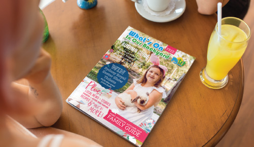 What's On In Our Backyard Issue 32
