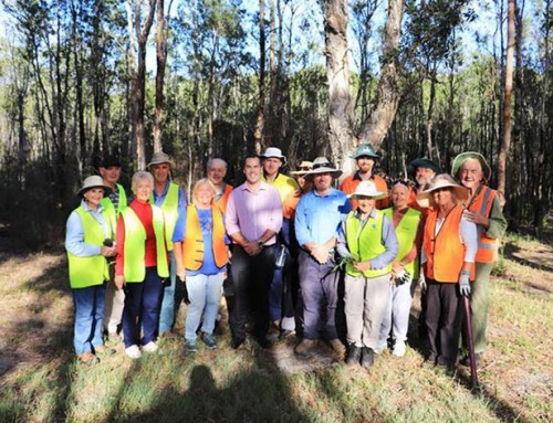 Mambo Wetlands officially back in community hands