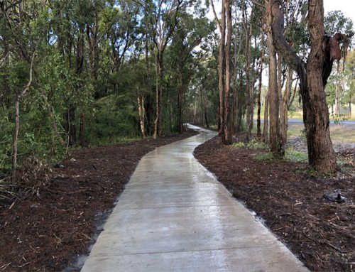 McCloy Group enters second Works in Kind Agreement to build next leg of Shared Pathway in Medowie